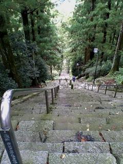 身延山久遠寺に行きました