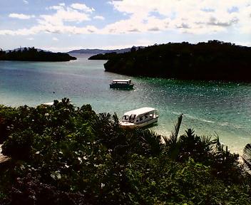 石垣島の川平湾2