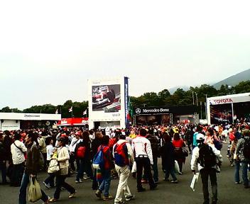 F1日本GP<br />  ・反省は生きた?