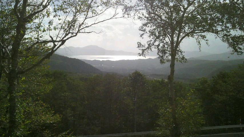 10月3連休田沢湖と乳頭温泉